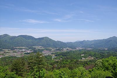 邑南町の風景