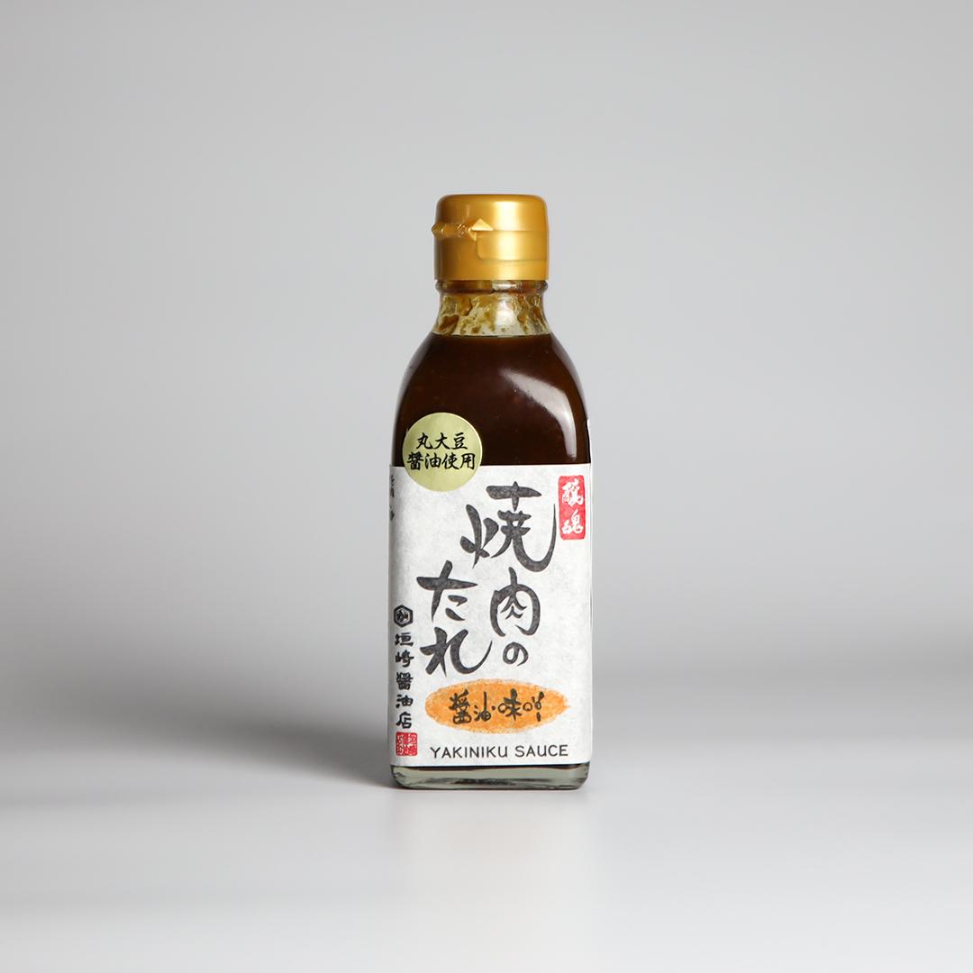 焼肉のたれ 醤油味噌 200ml