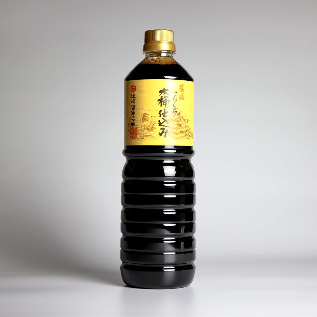 こいくち醤油 1L × 12本