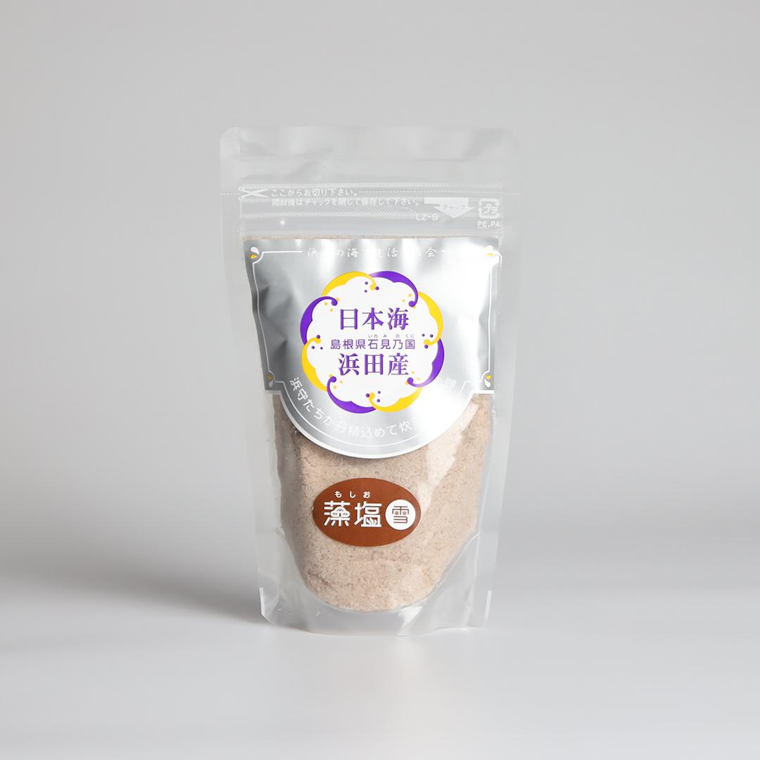 藻塩(雪)100g